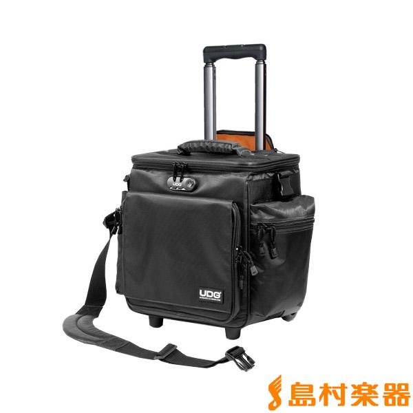 UDG U9981BL/OR ブラック(内部オレンジ) スリングバッグ トローリー ショルダーストラップ付
