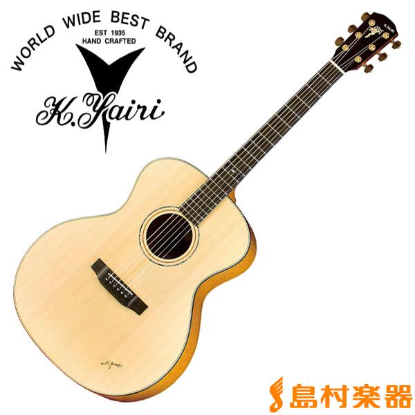 K.Yairi BL-90 N アコースティックギター【フォークギター】 エンジェルシリーズ 【Kヤイリ BL-90】