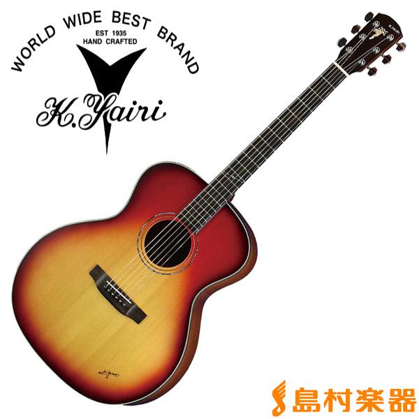 K.Yairi BL-65 RB アコースティックギター【フォークギター】 エンジェルシリーズ 【Kヤイリ BL-65】
