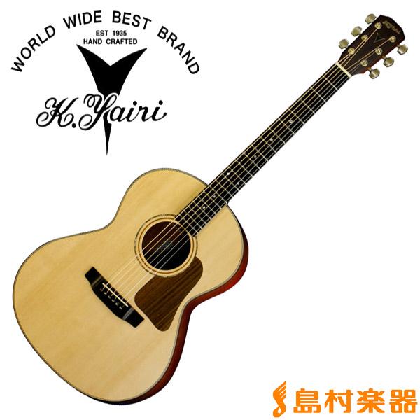 【ストラップ&ピックプレゼント中♪】 K.Yairi RF-K13SAP アコースティックギター【フォークギター】 Kシリーズ 【Kヤイリ RFK13SAP】