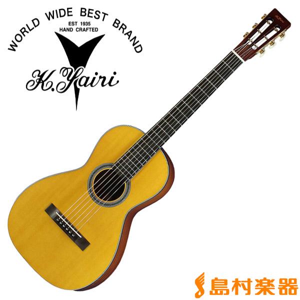 K.Yairi RAG-90V NS アコースティックギター【フォークギター】 スマートシリーズ 【Kヤイリ RAG-90V】