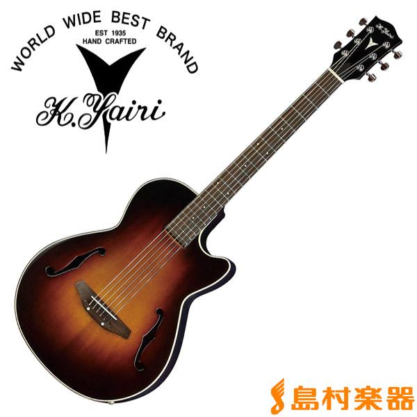 K.Yairi KYF-1 BS エレアコギター エレクトリックシリーズ 【Kヤイリ KYF-1】