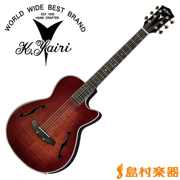 K.Yairi KYF-2 LS エレアコギター エレクトリックシリーズ 【Kヤイリ KYF-2】