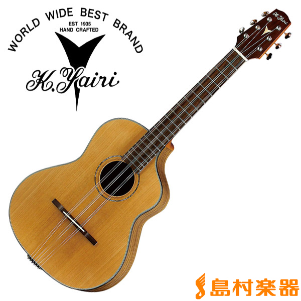 K.Yairi TRY トレス・ギター トラッドシリーズ 【Kヤイリ TRY】