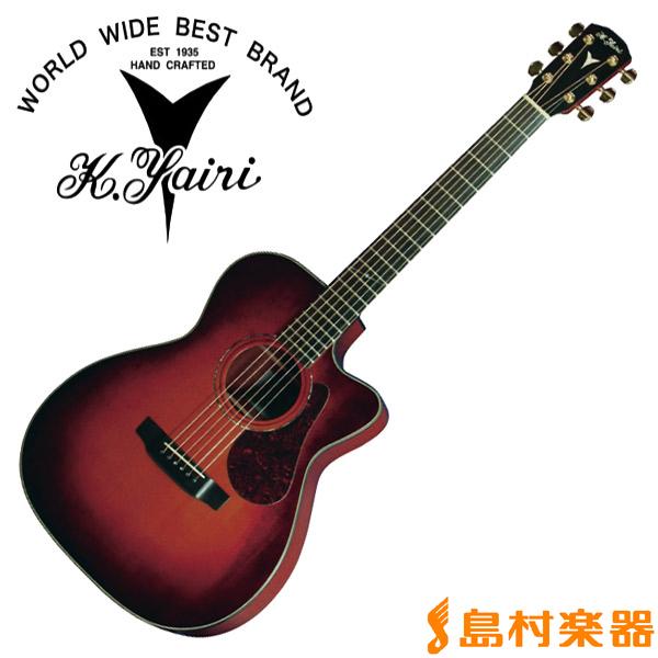 K.Yairi YFA-65CW VS アコースティックギター【フォークギター】 【Kヤイリ YFA-65CW】