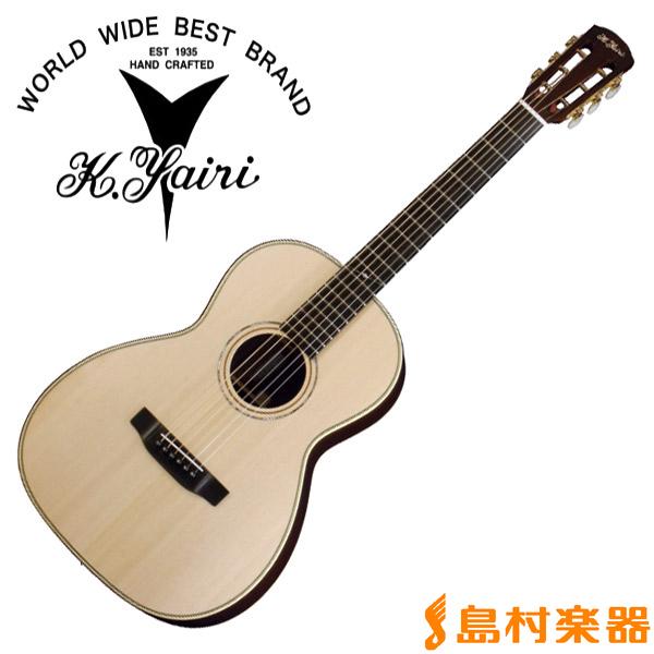 K.Yairi NY-120V N アコースティックギター【フォークギター】 【Kヤイリ NY-120V】