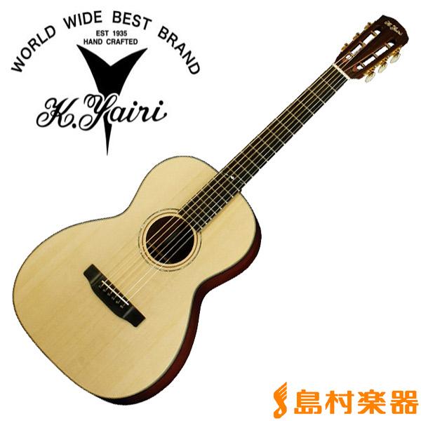 【ストラップ&ピックプレゼント中♪】 K.Yairi NY-65V NT アコースティックギター【フォークギター】 【Kヤイリ NY-65V】