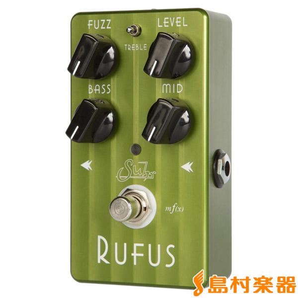 Suhr Guitars RUFUS ファズ エフェクター 【サーギターズ】