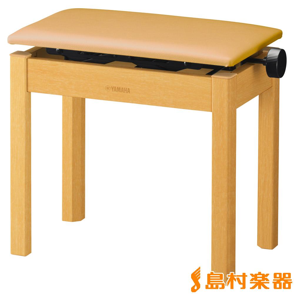 YAMAHA BC-205LC ライトチェリー ピアノ椅子 (高低自在) 【ヤマハ BC205 椅子/いす/イス 茶色】
