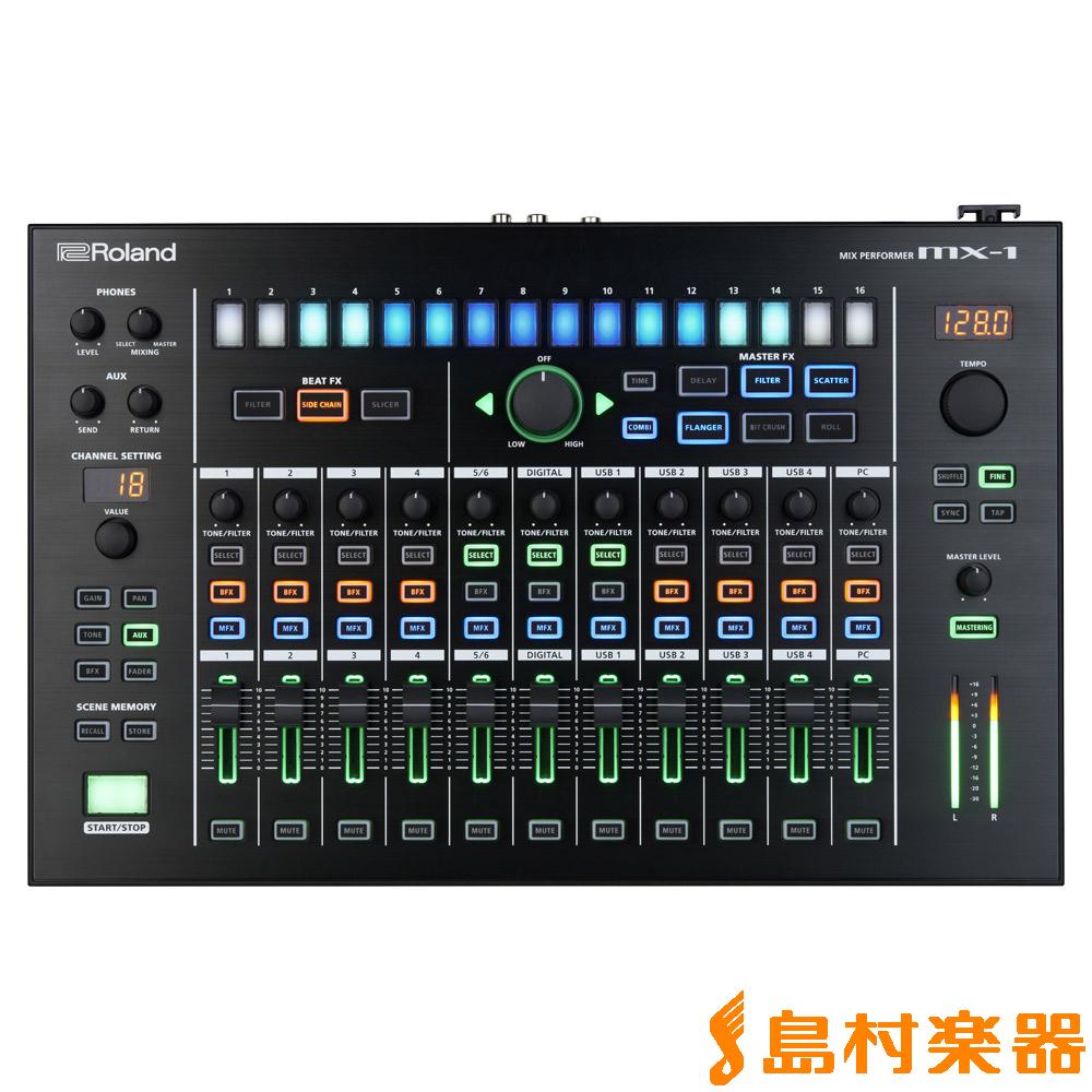 Roland AIRA MX-1 デジタルミキサー 【ローランド MX1】