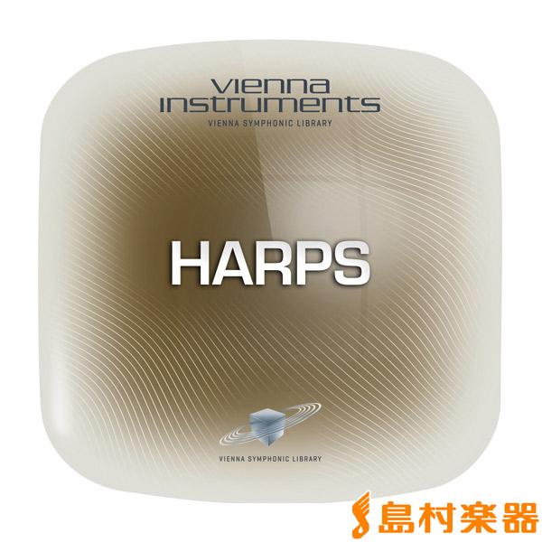 [特価! 2019/4/26迄]VIENNA HARPS ハープ音源 プラグインソフト 【ダウンロード版】 【ビエナ】