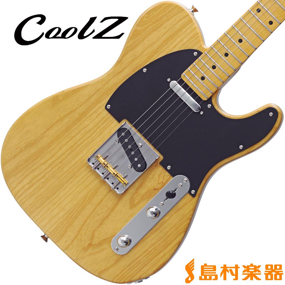 CoolZ ZTL-10M VNT エレキギター TLタイプ 【クールZ ZTL10M】
