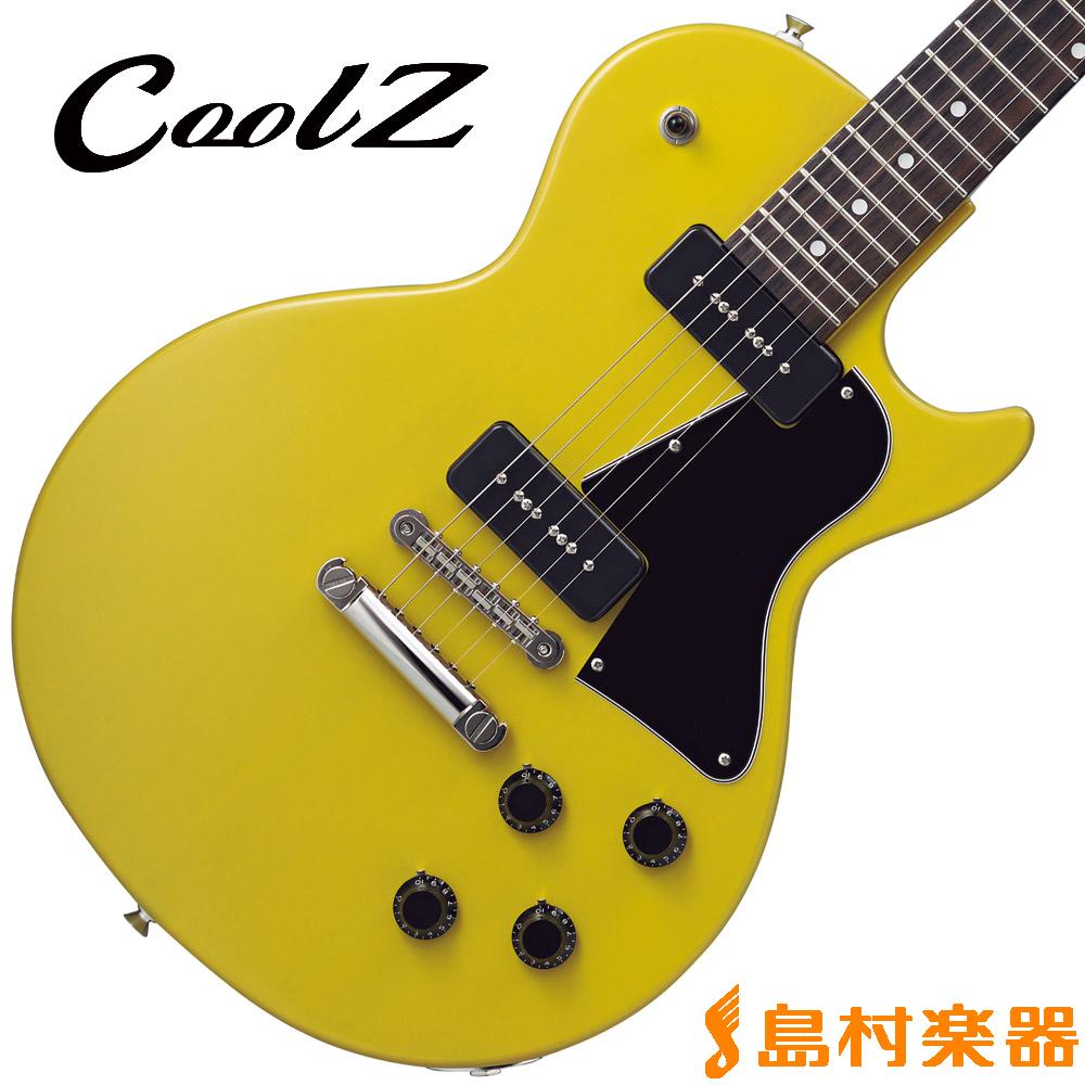 CoolZ ZLJ-10 TVY エレキギター 【クールZ ZLJ10】