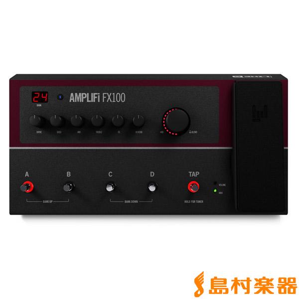 LINE6 AMPLIFi FX100 アンプリファイ マルチエフェクター