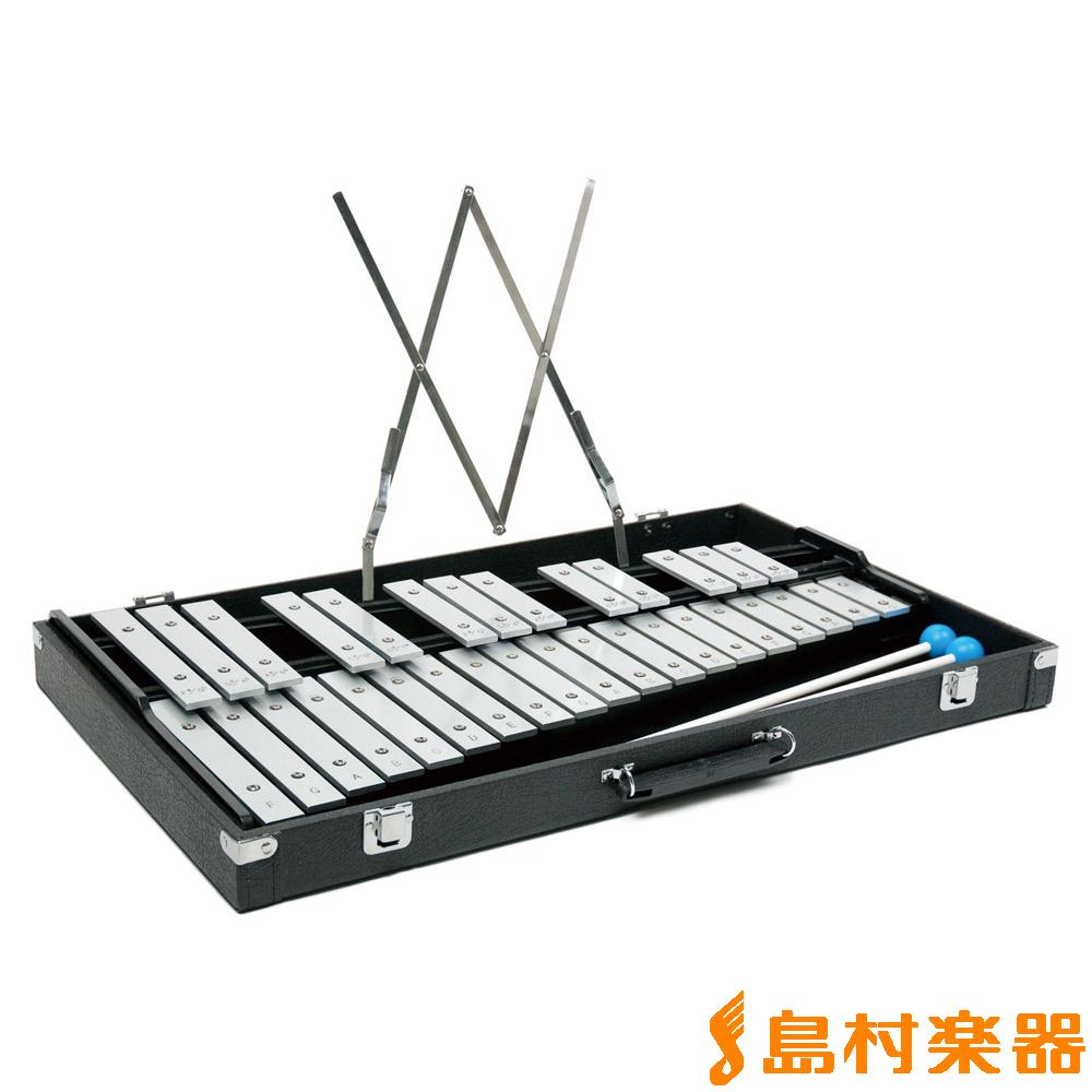 YAMAHA TG-50C 卓上鉄琴 【半音付き】 【バチ、ハードケース付き】 【ヤマハ TG50C】