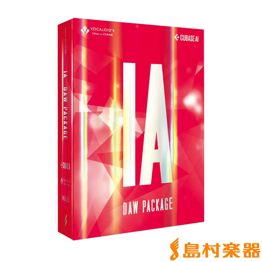 1st PLACE IA DAW PACKAGE ボーカロイド 【ファーストプレイス】【国内正規品】