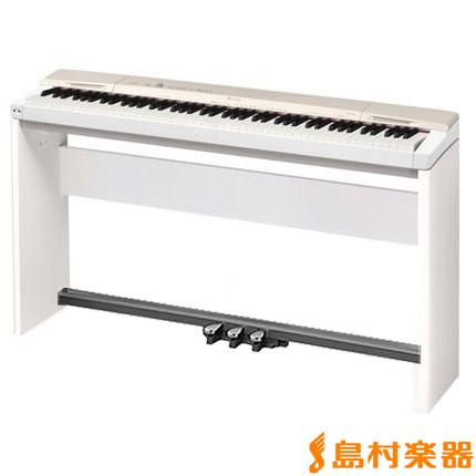 CASIO PX160GD Privia 電子ピアノ プリヴィア PX-160GD 専用スタンド・ペダルセット 【カシオ】【別売り延長保証対応プラン:E】