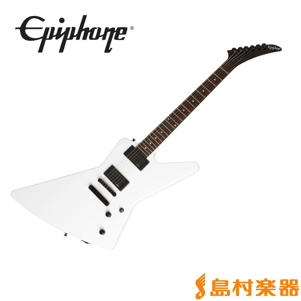 Epiphone 1984 Explorer EX EMG AW(アルパインホワイト) エクスプローラー エレキギター 【エピフォン】