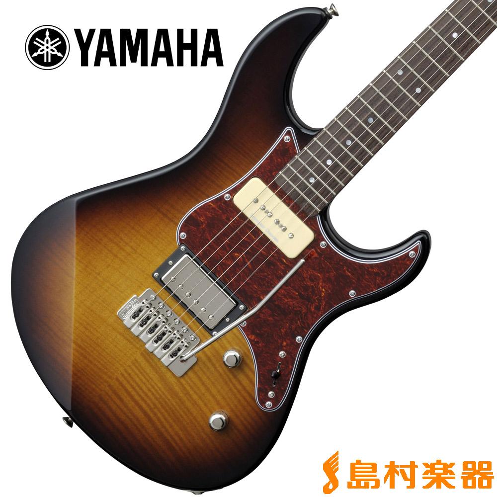 YAMAHA PACIFICA611VFM TBS(タバコブラウンサンバースト) エレキギター パシフィカ 【ヤマハ】