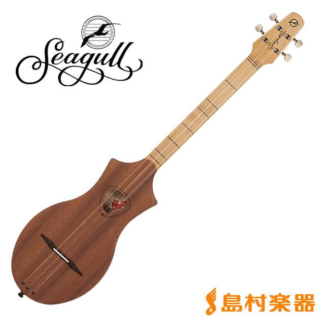 Seagull Merlin Natural Mahogany SG マーリン 4弦アコースティック楽器 【シーガル】