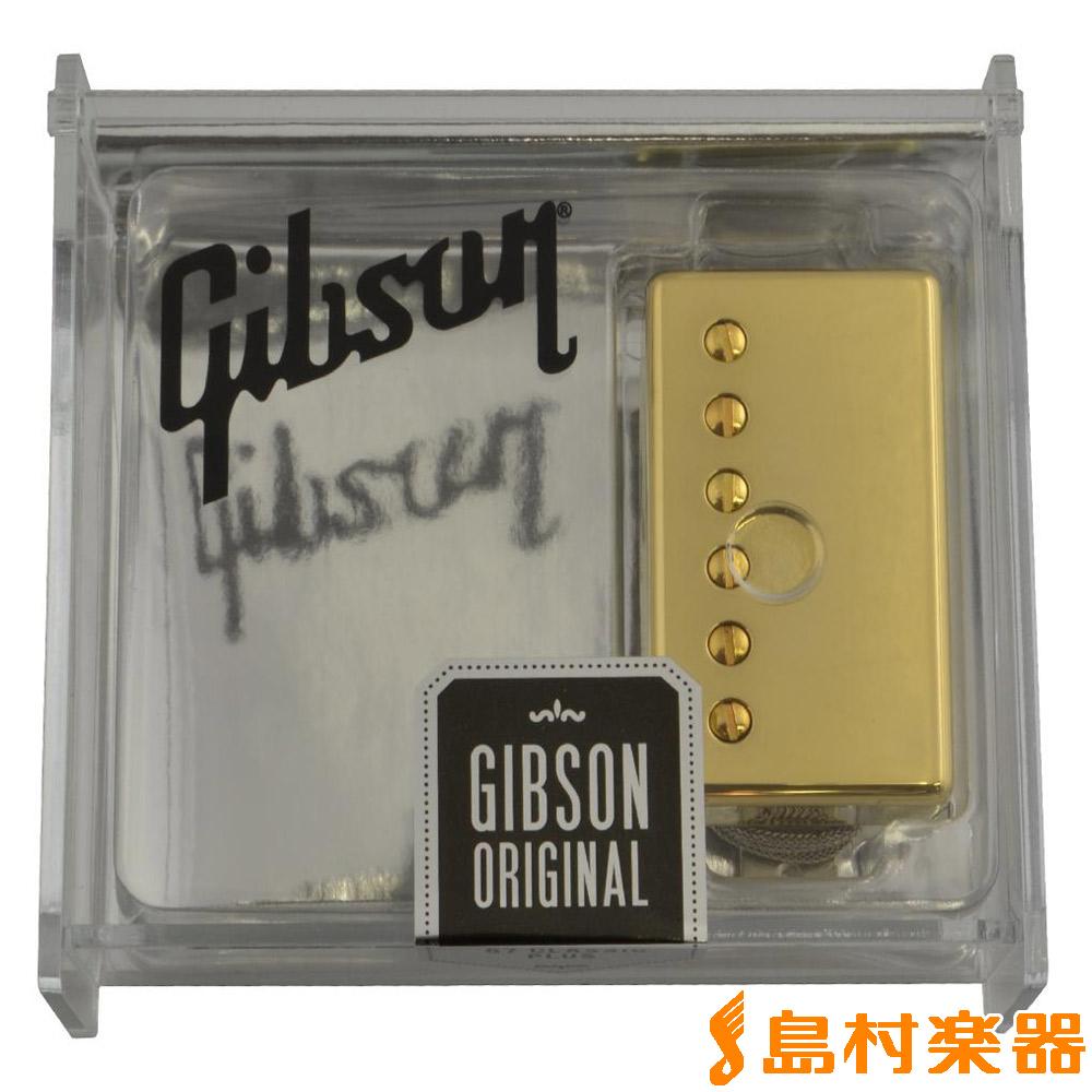 Gibson IM57P-GH ピックアップ ハムバッカー 57クラシックプラス リア ゴールド 【ギブソン IM57PGH】