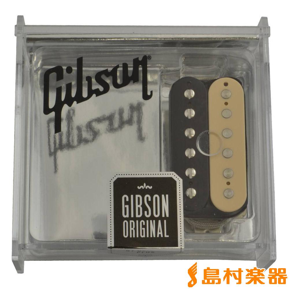 Gibson IM57P-ZB ピックアップ ハムバッカー 57クラシックプラス リア ゼブラ 【ギブソン IM57PZB】