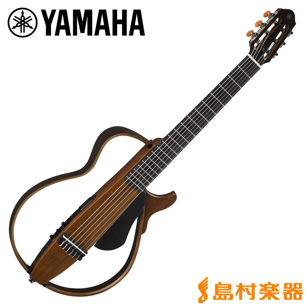 YAMAHA SLG200N NT(ナチュラル) サイレントギター ナイロン弦モデル 【ヤマハ】