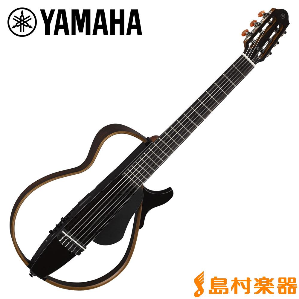 YAMAHA SLG200N TBL(トランスルーセントブラック) サイレントギター ナイロン弦モデル 【ヤマハ】