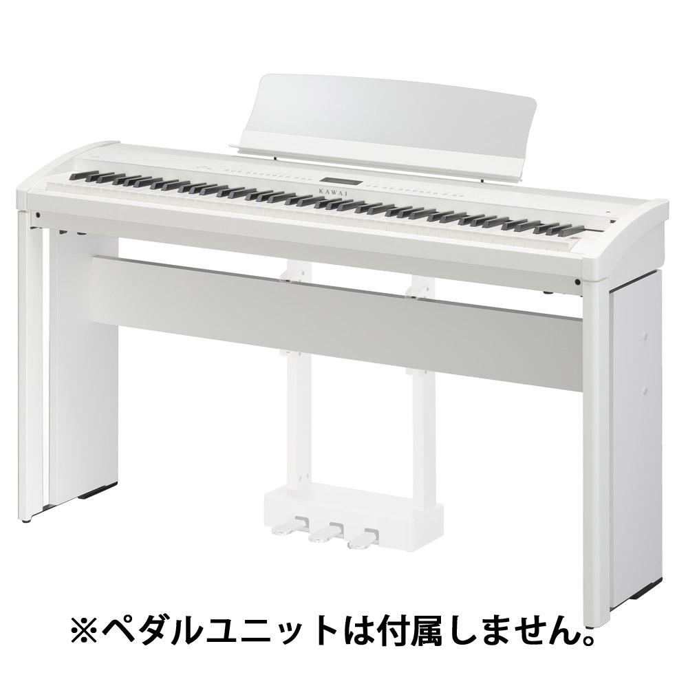 KAWAI ES8 SW スタンドセット (スノーホワイト) 電子ピアノ 88鍵盤 【カワイ】【別売り延長保証対応プラン:D】