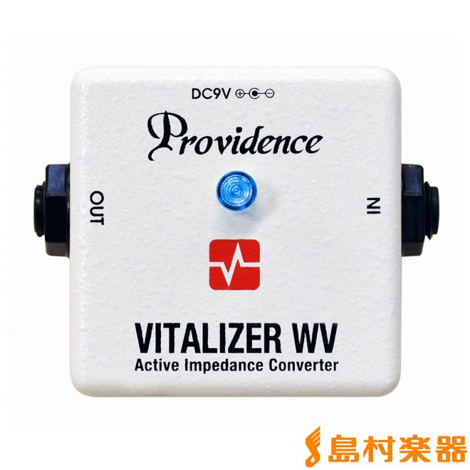 Providence VZW-1 バイタライザー バッファーアンプ 【プロヴィデンス VZW1】