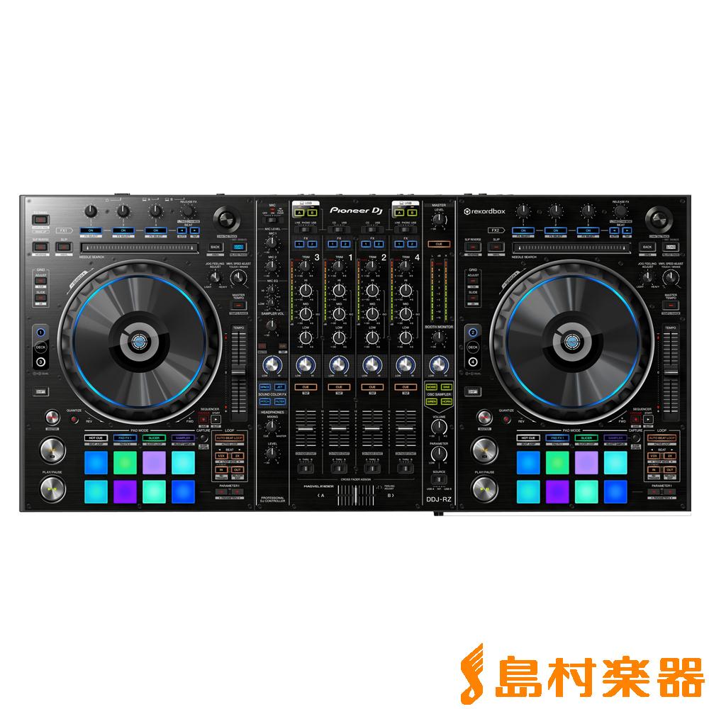 Pioneer DDJ-RZ REKORDBOX DJ 専用DJコントローラー 【パイオニア DDJRZ】