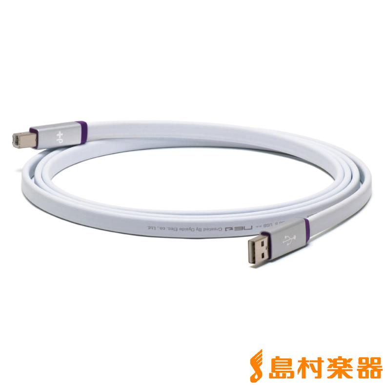 NEO OYAIDE d+USB classS rev.2/2.0 USBケーブル 2.0m 【ネオ オヤイデ】