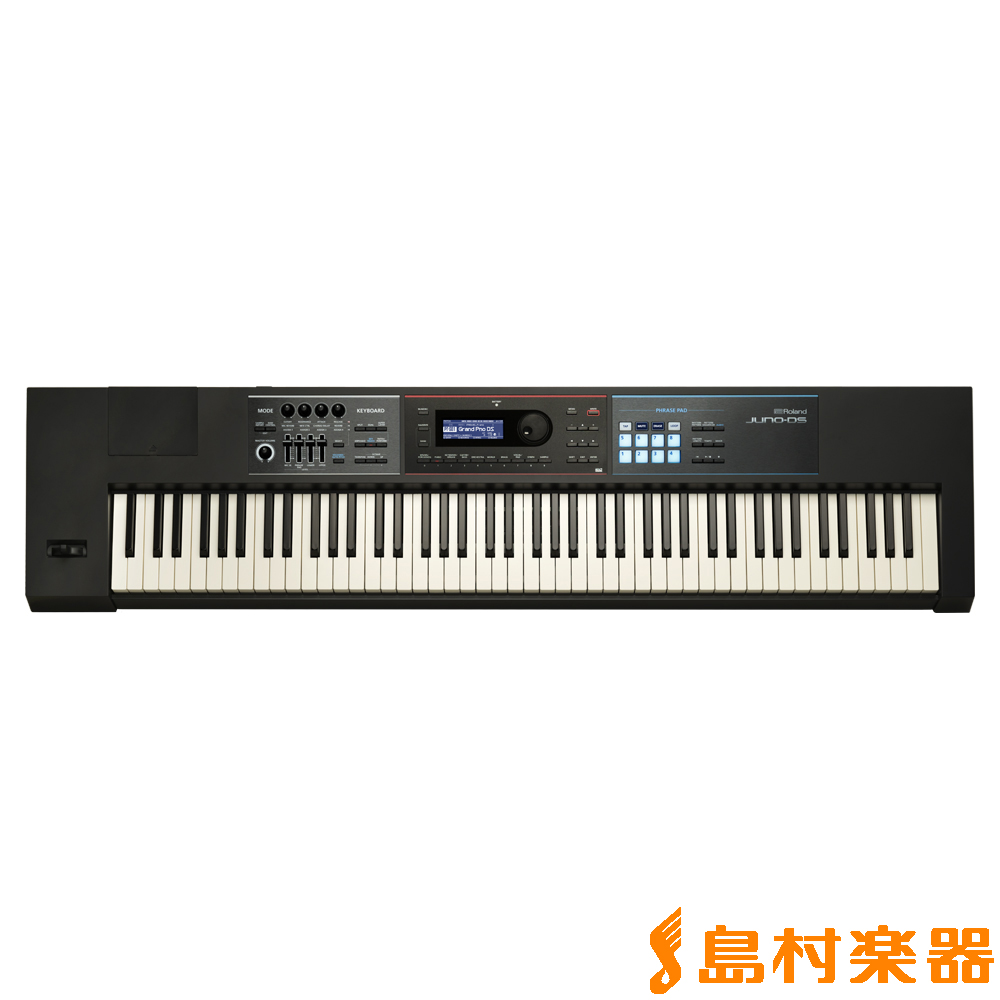 Roland JUNO-DS88 シンセサイザー 88鍵盤ピアノタッチ 【ローランド JUNODS88】