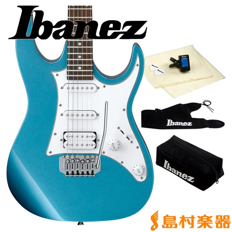 Ibanez GRX40 MLB(メタリックライトブルー) エレキギター ジオシリーズ 【アイバニーズ】【純正アクセサリーキット付属】