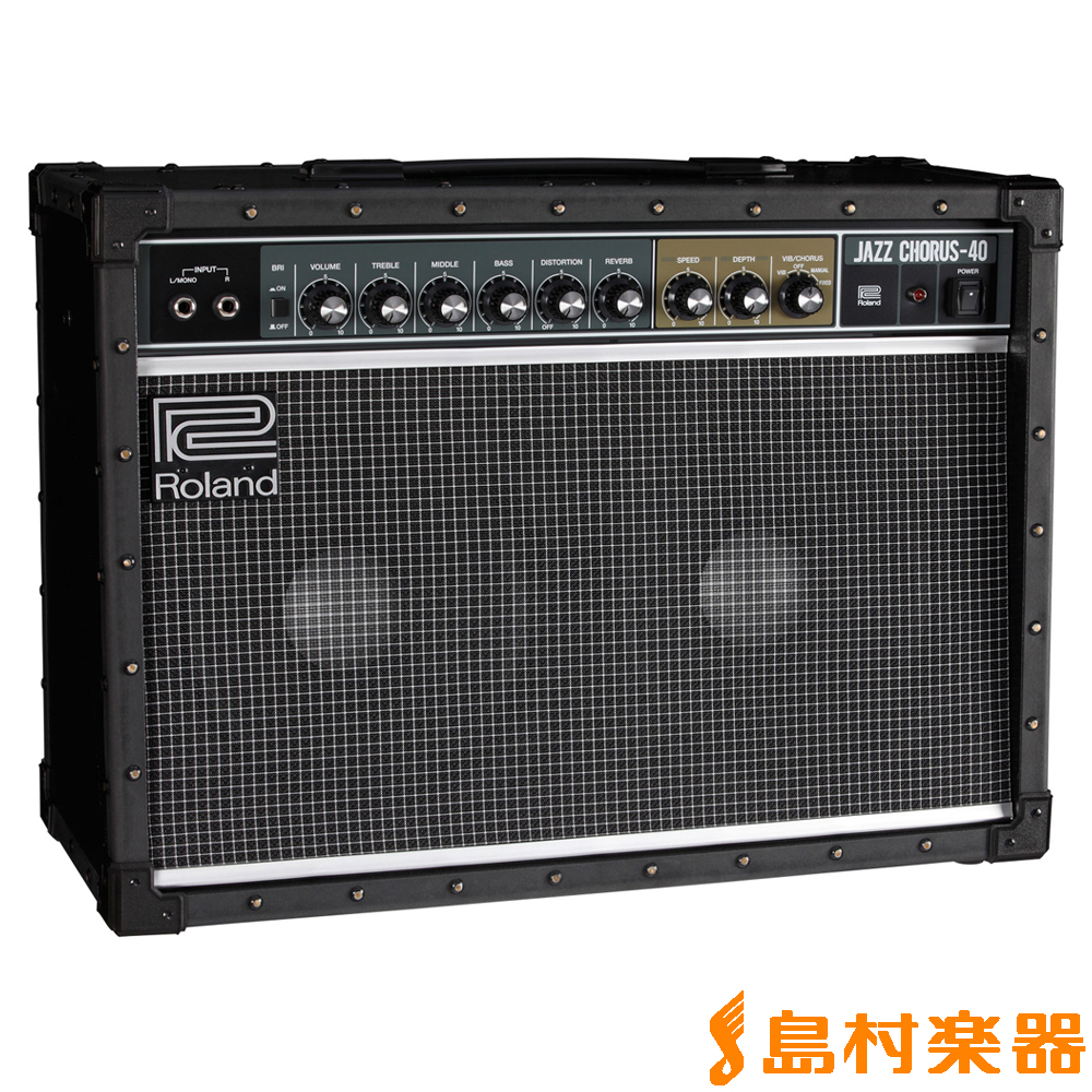Roland JC-40 ギターアンプ 【JAZZ CHORUS/ジャズコーラス】 【ローランド JC40】