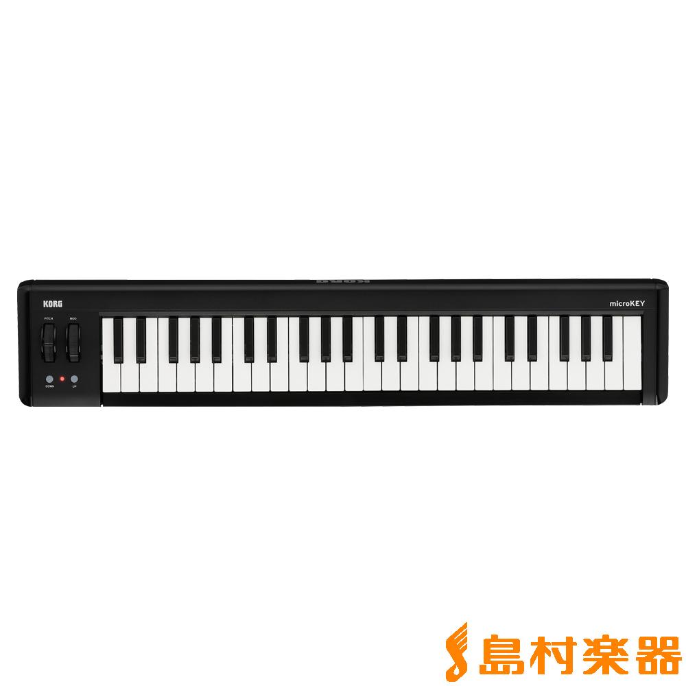 KORG microKEY2-49 USB MIDIキーボード 49鍵盤 【コルグ】