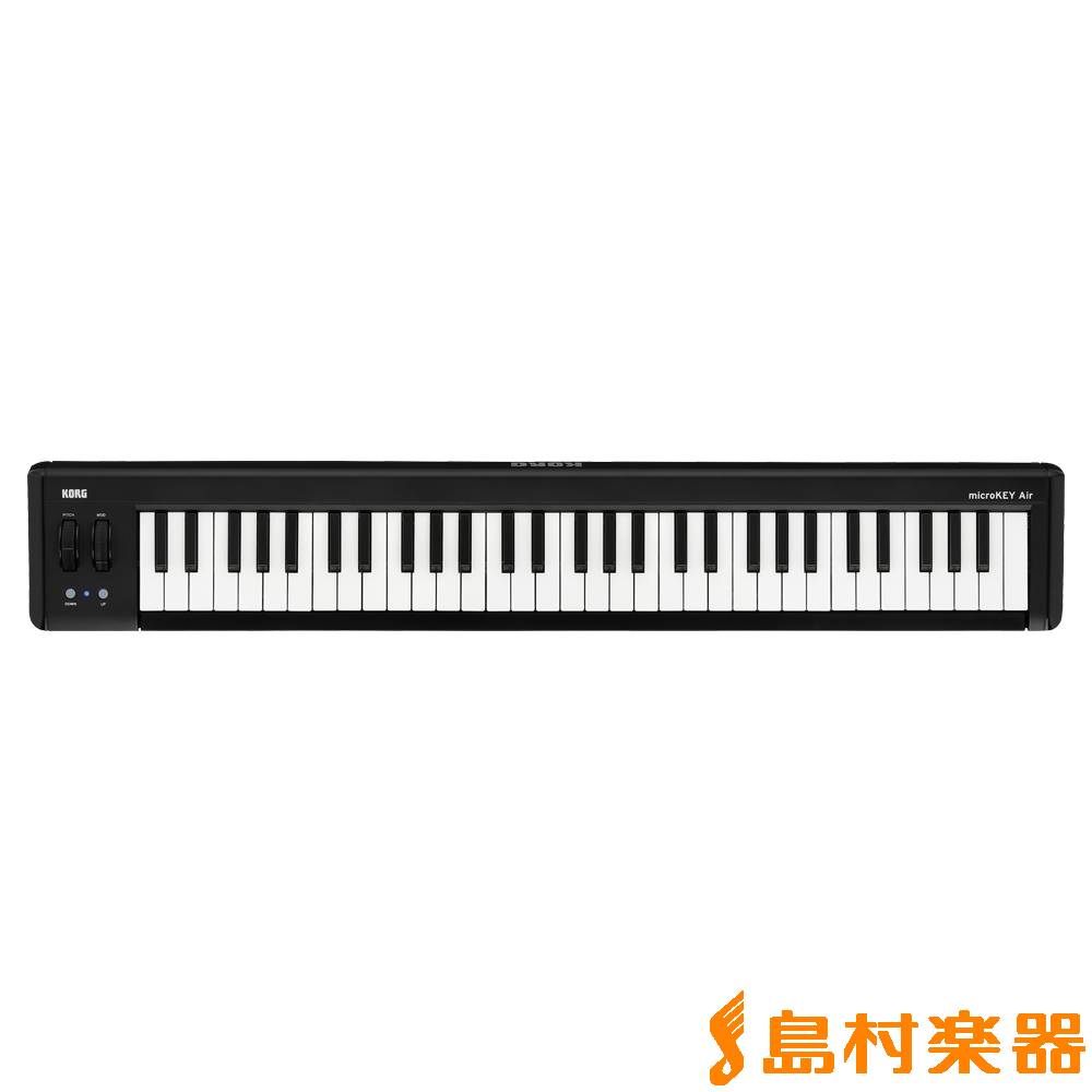 KORG microKEY2-61AIR Bluetooth MIDIキーボード 61鍵盤 【コルグ】