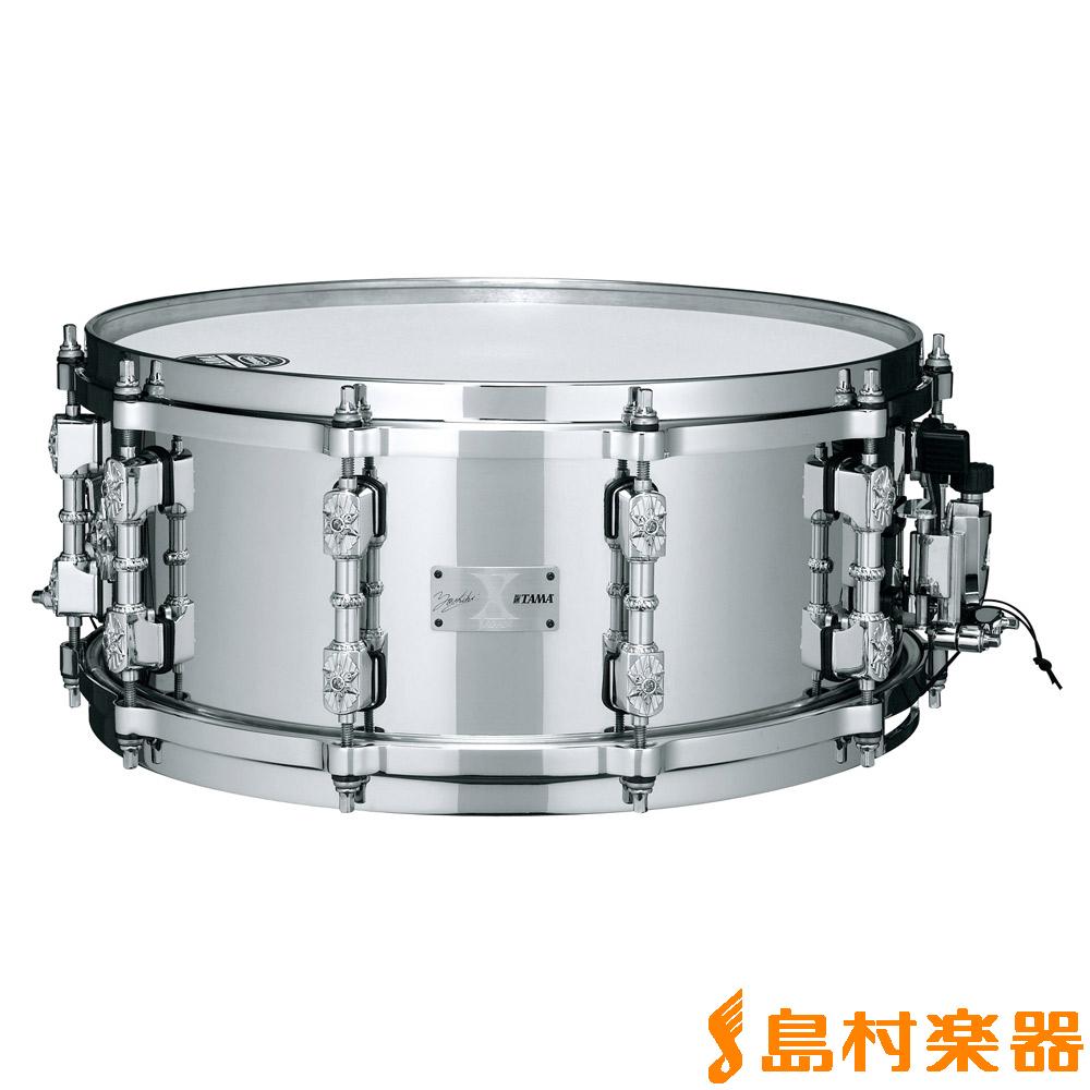 TAMA YOSHIKI Signature Snare Drum XY146 【X JAPAN ヨシキ シグネチャー】 スネアドラム 【タマ】