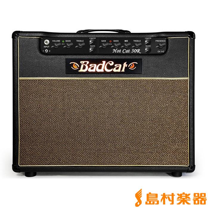 【日本限定モデル】 BadCat Hot Cat 30R 2016 30R Cat ギターアンプ 30W【リバーブ搭載 ギターアンプ】【真空管】【フルチューブ】【バッドキャット】, 大川家具@館Shop:1ad85936 --- konecti.dominiotemporario.com