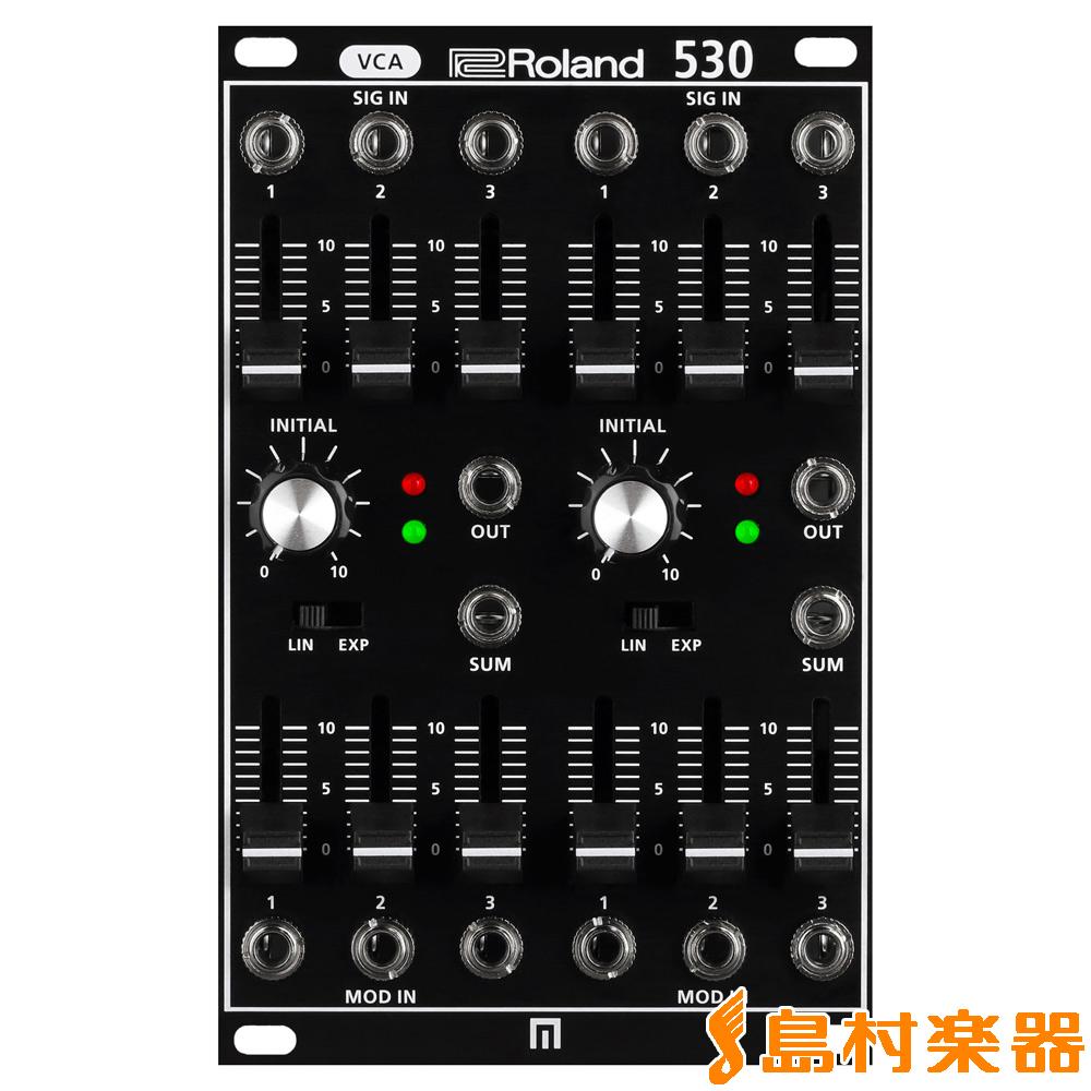 Roland AIRA SYSTEM-500 530 SYS-530 Modular VCA モジュラーシンセサイザー 【ローランド SYS530】