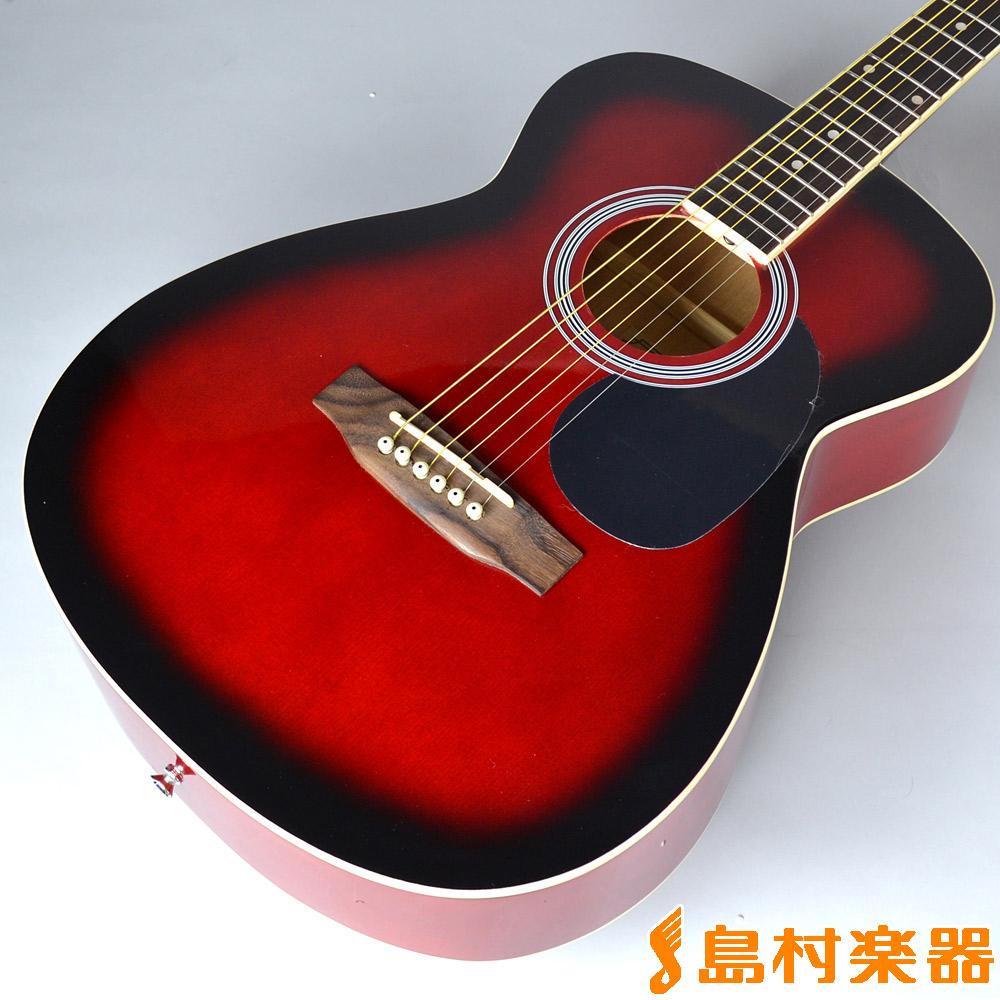 Vanguard VFG-01 RDS(レッドサンバースト) アコースティックギター 【バンガード VFG01】