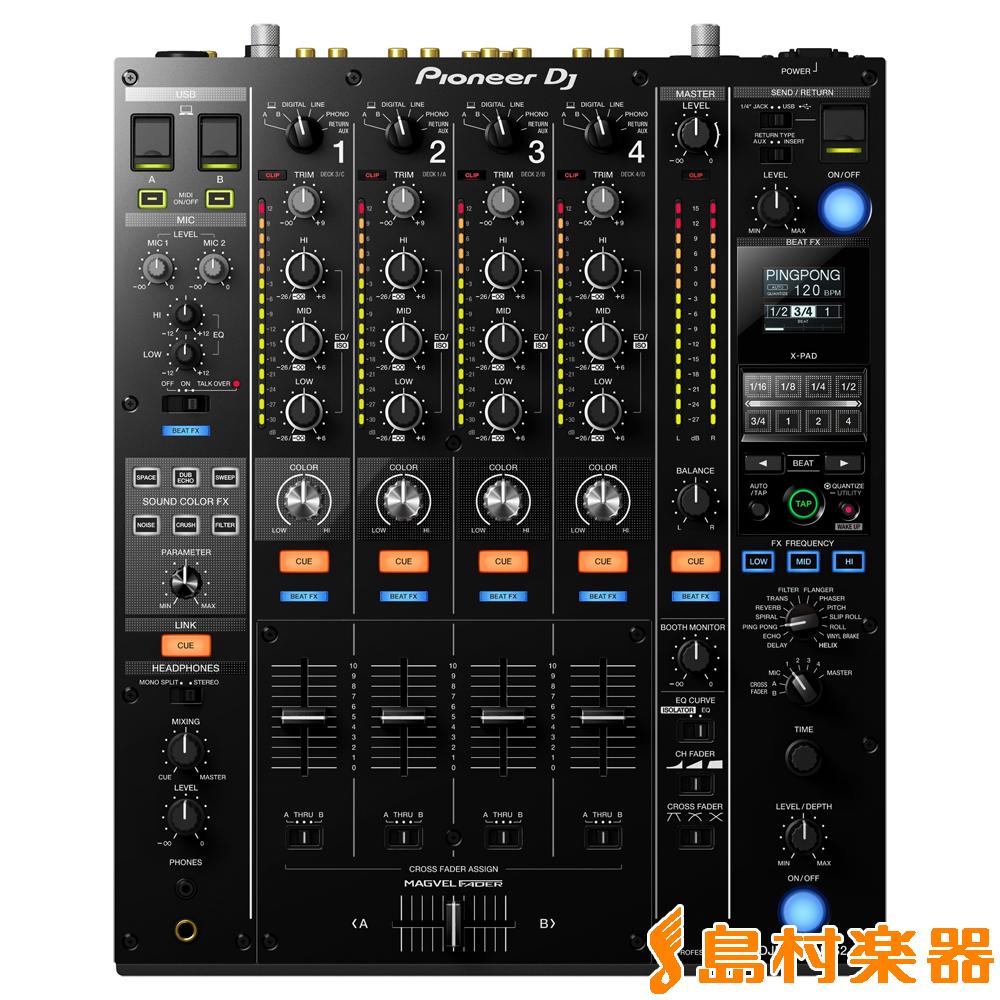 Pioneer DJ DJM-900NXS2 DJミキサー 【パイオニア】