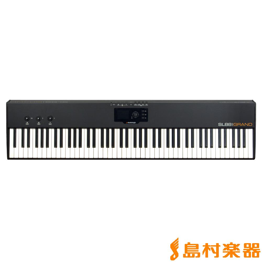 Studiologic SL88 GRAND MIDIキーボード 88鍵 ハンマーアクション 【スタジオロジック】
