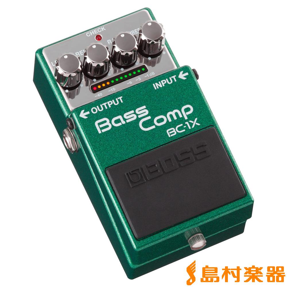 BOSS BC-1X コンプレッサー ベースエフェクター 【ボス BC1X】