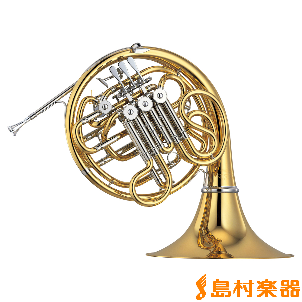 YAMAHA YHR-668D フルダブルホルン 【ヤマハ YHR668D】