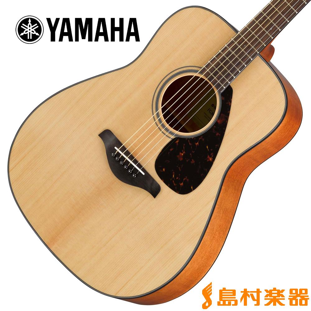 YAMAHA FG800 NT(ナチュラル) アコースティックギター 【ヤマハ】
