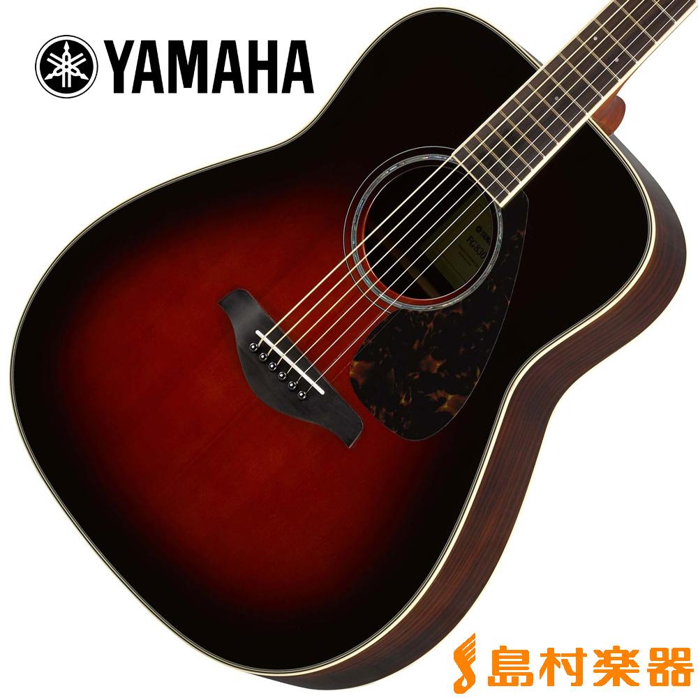 YAMAHA FG830 TBS(タバコブラウンサンバースト) アコースティックギター 【ヤマハ】