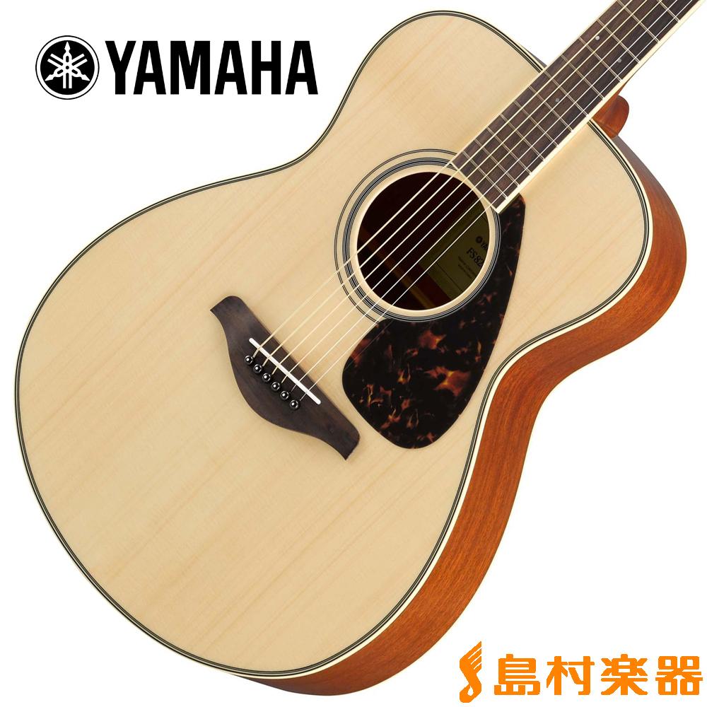 YAMAHA FS820 NT(ナチュラル) アコースティックギター 【ヤマハ】