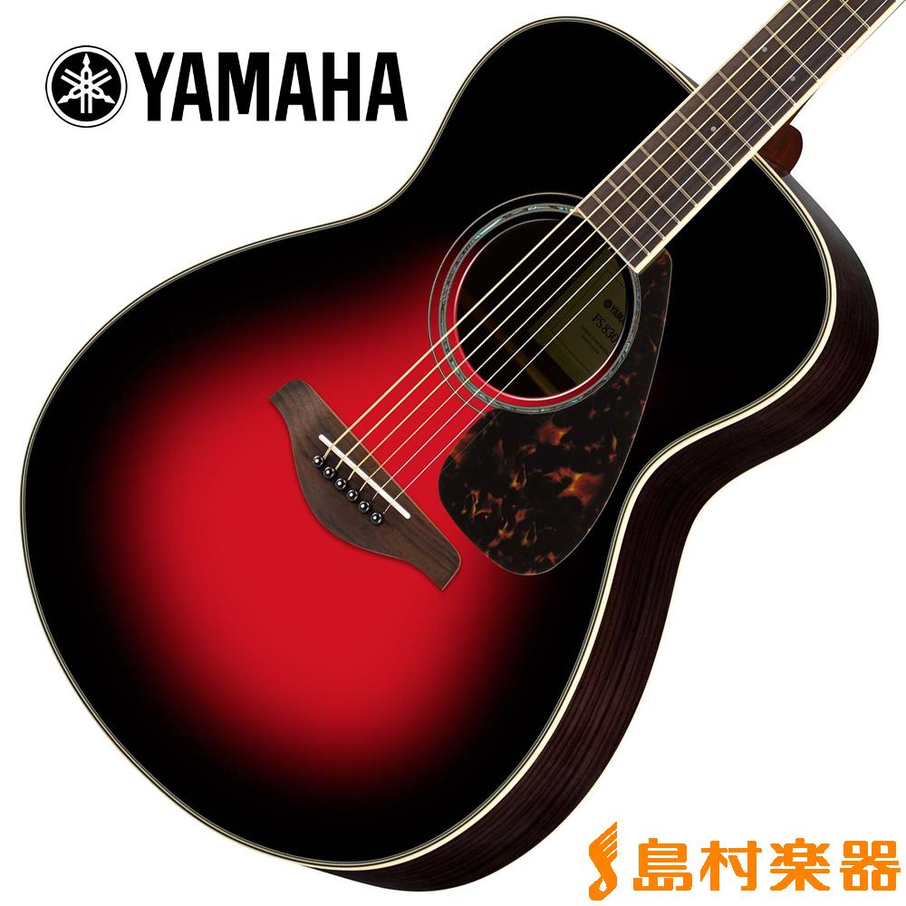 開催中 YAMAHA FS830 DSR ダスクサンレッド アコースティックギター デポー ヤマハ