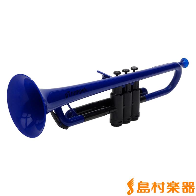pTrumpet Blue (ブルー) プラスチックトランペット